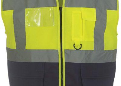 Yellow - Navy