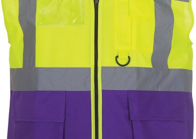 Yellow - Purple